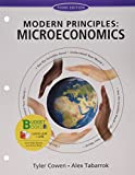 img - for Loose-leaf Version for Modern Principles of Microeconomics & LaunchPad (Six Month Access) book / textbook / text book