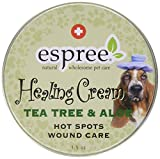 Espree Tea Tree & Aloe Healing Cream, 1.5 oz