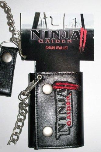 NINJA GAIDEN II CHAIN WALLET - NECA [Importación Inglesa ...