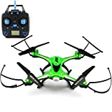 RC Quadcopter JJRC H31 Waterproof Drone Headless Mode One Key Return 2.4G 4CH 6Axis RC Quadcopter RTF --Green