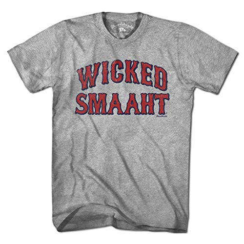 Wicked Smaaht Clubhouse T-shirt