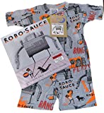 Books to Bed Robo Sauce Toddler/Boy's Short-John Pajamas and Brilliantly Inspired…HARDBACK Book - Perfect Combination for a Bedtime Story (5)
