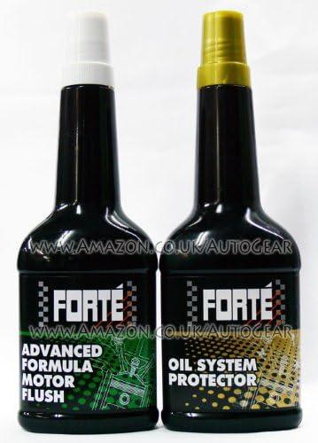 Forte - Tratamiento protector de aceite para coche (2 unidades): Amazon.es: Coche y moto