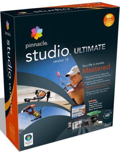 Best price pinnacle studio 12 ultimate