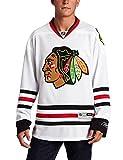 NHL Chicago Blackhawks Premier Jersey, White, Large