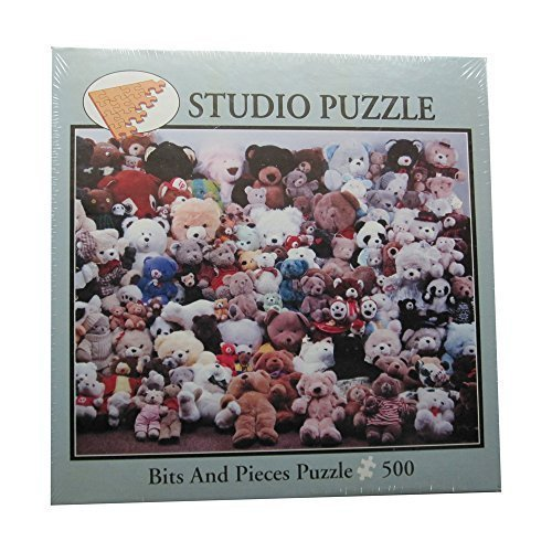 Bits And Pieces 500 Piece Puzzle 16