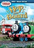 THOMAS HOP ON BOARD WITH BONUS CD