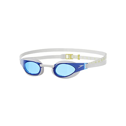 Speedo Fastskin Elite Lunettes de natation Blanc