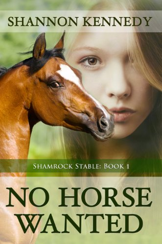No Horse Wanted (Shamrock Stable Book 1)