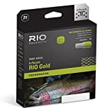 RIO Fly Fishing Fly Line InTouch-Gold Wf5F Fishing Line, Moss-Gray-Gold Review