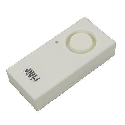 sourcing map Alarma de seguridad Pilas casa sensor magnético ...