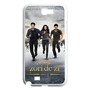 HXYHTY Diy Phone Case The Twilight Saga Pattern Hard Case For Samsung Galaxy Note 2 N7100