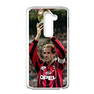 Ac Milan LG G2 Cell Phone Case White persent xxy002_6863322