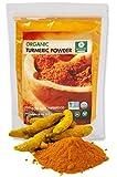 Kyпить Turmeric Root Powder with Curcumin (1/2 Pound), Organic, Gluten-Free & Non-GMO (8 ounces) на Amazon.com
