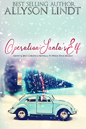 Operation: Santa's Elf: 3 Sweet & Spicy Christmas Novellas (Operation: Holiday Cheer Book 1) by [Lindt, Allyson]