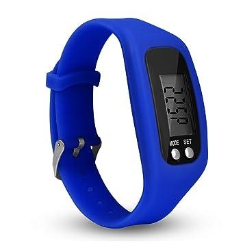 HMOCNV - Pulsera Reloj inteligente, Podómetro. Pulsera de seguimiento de actividad reloj, con