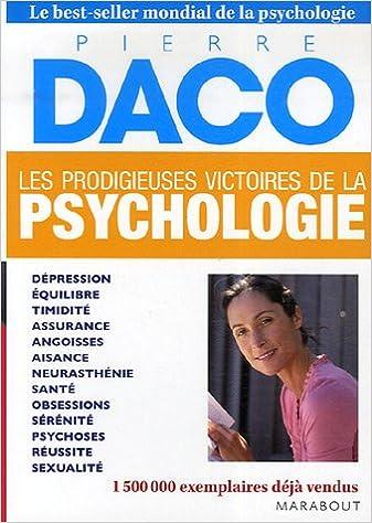 Les Prodigieuses Victoires De La Psychologie Pdf Télécharger Lire