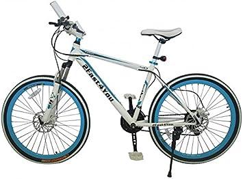 2Fast4You Hardtail Python - Bicicleta de montaña (26