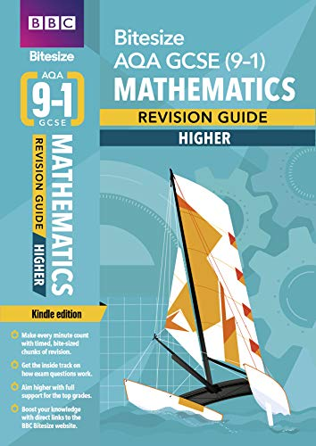 BBC Bitesize AQA GCSE (9-1) Maths Higher RG print (BBC Bitesize GCSE 2017)