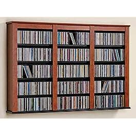 Prepac Media Storage Cabinet