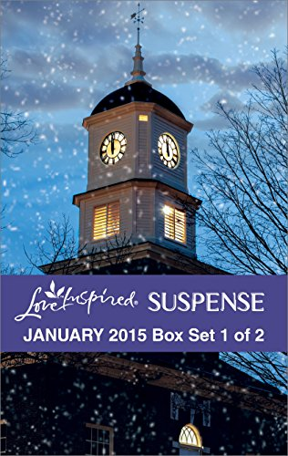 book cover of Love Inspired Suspense January 2015 - Box Set 1 of 2