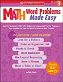 Math Word Problems Made Easy, Bob Krech, 0439529719