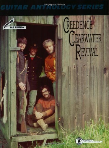 Creedence Clearwater Revival -- Guitar Anthology Series: Guitar/TAB/Vocal by Creedence Clearwater Revival (1991) Sheet music