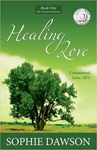Healing Love (Cottonwood Book 1)