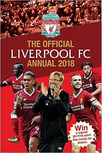 The Official Liverpool Fc Annual  Amazon Co Uk Grange Communications Ltd  Books