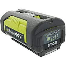 Ryobi OP4026A Genuine OEM 40V High-Capacity Lithium Ion Battery w/ Onboard Fuel Gauge (Renewed)