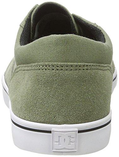 Sneakers W Olive Top Low DC Tonik Women's qCvXTz