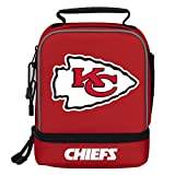 NFL Kansas City Chiefs Spark Lunch Kit Spark Lunch Kit, Red, One Size