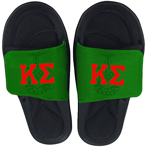 Express Designgruppen Kappa Sigma Glida På Sandaler Mångfärgade