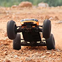 New Vkarracing 1/10 4WD Brushless Off-Road Truggy BISON RTR 51201 By KTOY