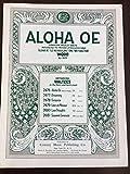 "Aloha Oe. Hawaiian Medley Waltz. Introducing the Melodies of Hawaiian Songs: ""Aloha Oe"", ""Lei No Kaiulani"", ""One Two Three Four"""