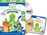 Baby Einstein: World of Words Discovery Kit (DVD / CD / Board Book) Image