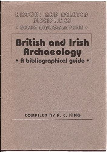 British and Irish Archaeology: A Bibliographical Guide