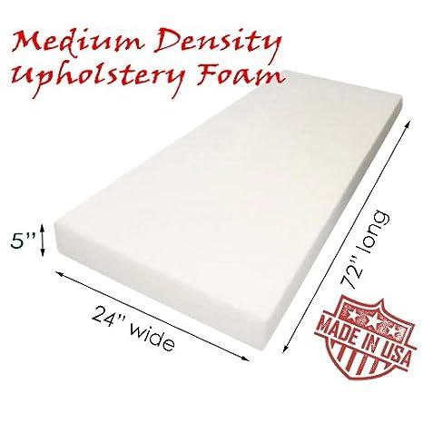 AK comercial tapicería de espuma cojín de densidad media, (asiento hoja de repuesto,