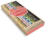 Best Chronicle Books Pencils - Wanderlust and Wildflowers: 10 Colored Pencils Review
