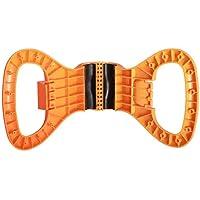 WBTY Verstelbare Kettlebell Grip, Draagbare Gewicht Grip Handvat Reizen Workout Apparatuur Gear voor Gym Bag…