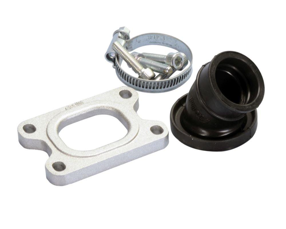 POLINI 23 –  24/28,5 mm collettore 360 per Derbi GPR 50, Senda 5mm collettore 360per Derbi GPR 50