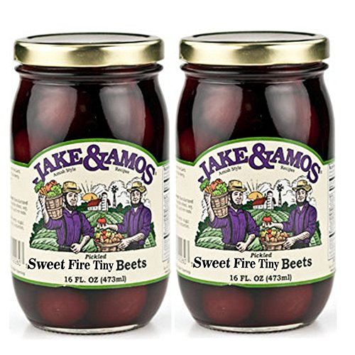 pickle beets - 9
