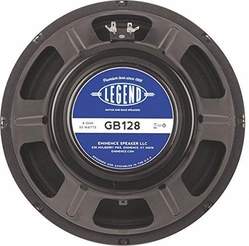 EMINENCE LEGENDGB128 12-Inch Lead/Rhythm Guitar Speakers ()