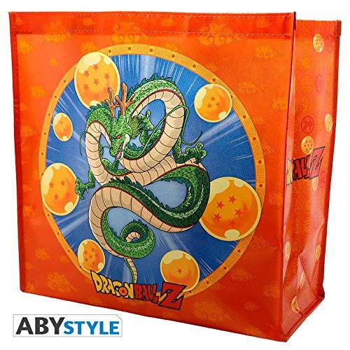 Bolso de saltar con s/ímbolo de Shenron y Kame ABYstyle Abysse Corp/_ABYBAG219 Dragon tama/ño X4