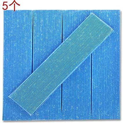 SHI-YU-M-KT Filtre de Remplacement for Filtre /à Plis Filtre de Remplacement for Filtre /à Plis Color : Blue