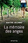 La mémoire des anges par Delomme