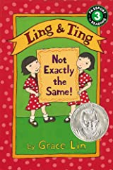 Ling & Ting: Not Exactly the Same! (Passport to Reading Level 3) Paperback