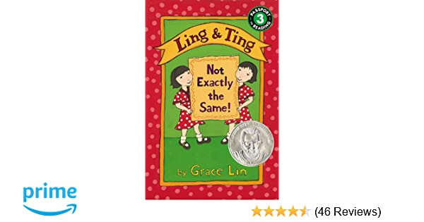 85016477e7 Amazon.com: Ling & Ting: Not Exactly the Same! (Passport to Reading ...