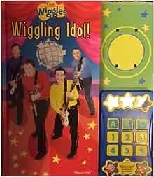 The Wiggles Wiggling Idol Karaoke Book: 9781412780667: Amazon.com: Books