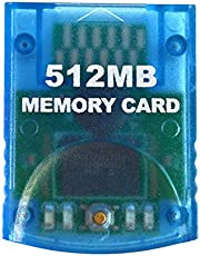 Aoyoho 512MB Gaming Memory Card Compatible for Wii and Gamecube